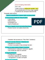 Corsi Di Scripting Intermedio (programma)
