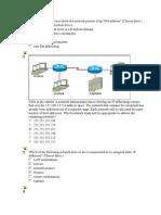 Examen Cisco Capitulo 6