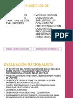 Paradigm As y Modelos de EvaluaciÓn