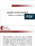 Quest Presentation