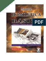 HOMILÉTICA BASICA (MAESTRO)