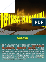 2 DEFENSA NACIONAL