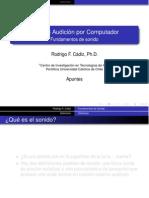 Pontificia de Chile Audio