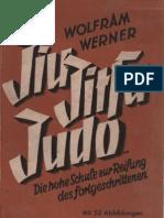 Jiu Jitsu Judo - Wolfram Werner / 2. Auflage