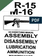 AR-15 & M-16 - Do Everything Manual