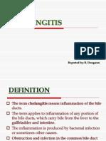 1. CHOLANGITIS