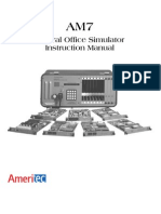 180014D1_AM7 Central Office Simulator Instruction Manual