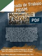 Afiche 2da Jornada de Trabajo del MDSM