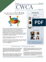 Ecwca Newsletter-winter 2011