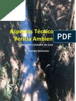 ASPECTOS TECNICOS DA PERÍCIA AMBIENTAL