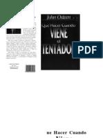 John Osteen- Que Hacer Cuando El Tentador Viene