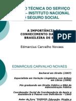 A Importância do Conhecimento da Língua Brasileira de Sinais