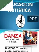 educación artistica julisa