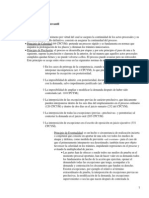 Apuntes Procesal Civil y Mercantil
