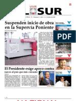 Vivir El Sur Octubre 2008