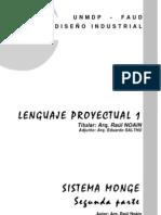 LP1 Módulo Sistema Monge 2