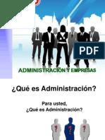Administración y Empresa1