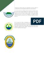 Escudos de Nicaragua Historia