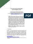 Extracting Semantic Relationships Between Wikipedia Articles