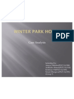 Winter Park Hotel