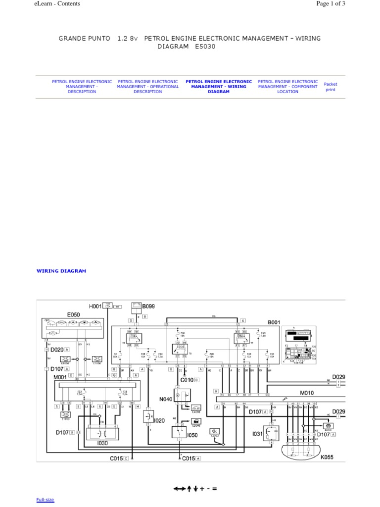Fiat Ulysse Wiring Diagram Schematic Diagrams Fuse Box For Schematics 1973 1300 Grande Punto