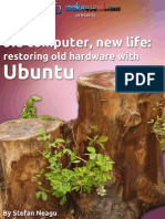 MakeUseOf.com - Ubuntu Old Computer New Life