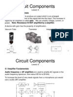 Lesson-4 Circuit Components