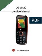 En LG-A120 Service Manual 20100707