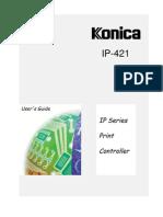 IP421 User Guide