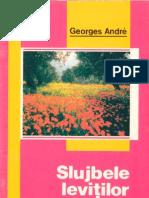 Andre Georges - Slujbele levitilor