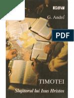 Andre Georges - Timotei Slujtorul Lu Isus Hristos