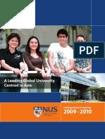 Prospectus AY2008 2009