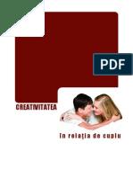 Creativitatea in Relatia de Cuplu