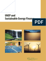 UNEP Energy Finance Brochure