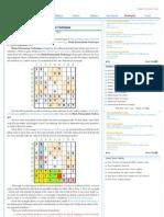 Sudoku Block Elimination