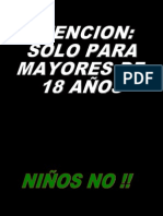 Solo Mayores