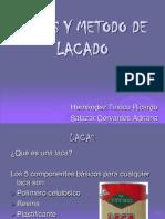 Lacas y Metodo de Lacado.1
