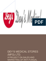 Dey's Medical Stores ltd