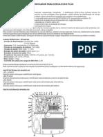 Manual ECR-8 Plus