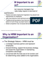 Introduction to HRM, Stephen P. Robbins ch02 HR