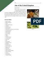 Cookbook_cuisine of the United Kingdom