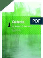A vida é sonho, Calderón de la Barca