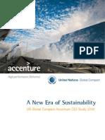 A New Era of Sustainability_UN & Accenture