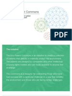 Eco Patent Commons Brochure March2009