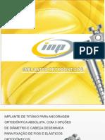 INP Implantes Ortodônticos 2011