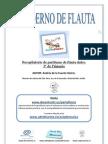 Cuaderno flauta 3º primaria