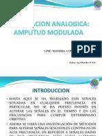 MODULACION DE AMPLITUD