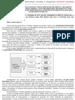 AFO-Administração Financeira e Orçamentária
