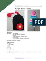Flower Key Cozy Crochet Pattern