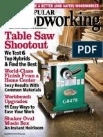 Popular Woodworking November 2007